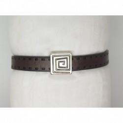 Bracelet homme personnalisable F de Bm créations