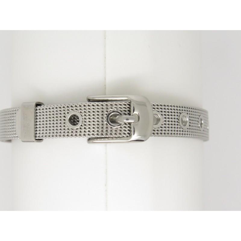 bracelet en metal argente note de musique cadeau pour musicien musicienne fan de musique. Black Bedroom Furniture Sets. Home Design Ideas