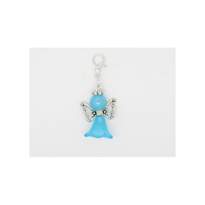 breloque pour bola de grossesse ange ou pour mettre sur un bracelet  un collier un porte cles