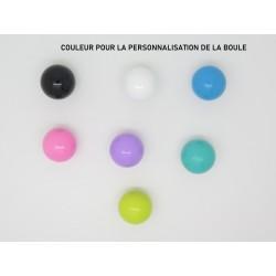 Personnalisation Boule Bola de 18
