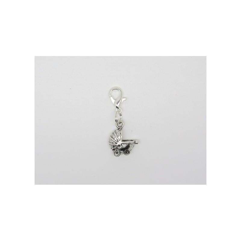 breloque pour bola de grossesse ou pour mettre sur un bracelet  un collier un porte cles